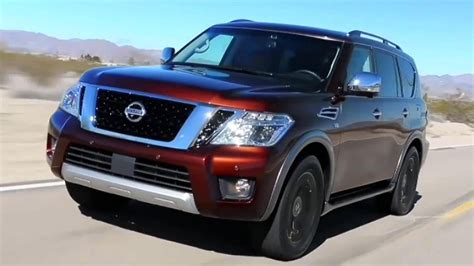 2017 nissan armada interior 2017 nissan armada platinum interior exterior and test
