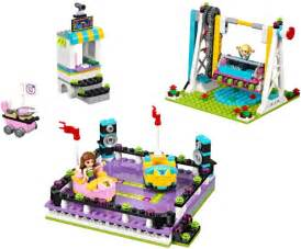 Lego Sets 41133 1 Amusement Park Bumper Cars Brickset Lego Set