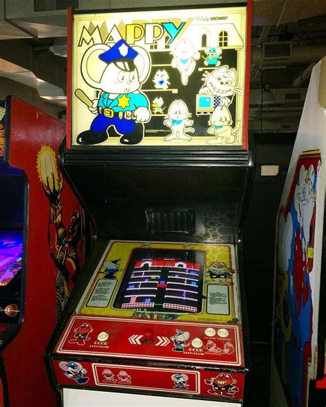 Mappy Arcade Cabinet by 274 Best Images About Arcade Of The 80s On
