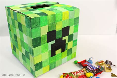 ideas for boxes day s boxes for school with plaid crafts a