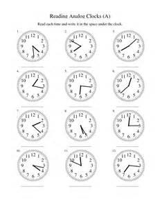 blank analog clock worksheets abitlikethis