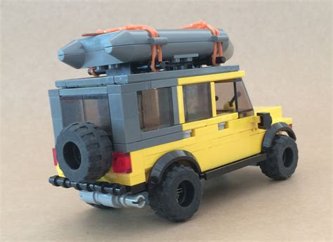 lego jeep lego jeep wrangler rubicon the lego car