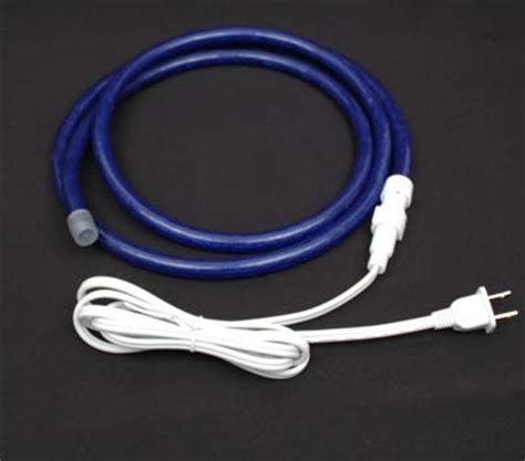 custom blue light kit 120v 1 2 quot novelty lights