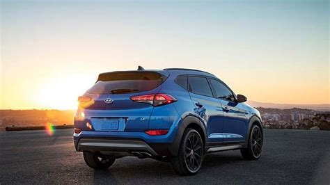 Hyundai Tucson 2020 Model by 2020 Hyundai Tucson Specs And N Sport Performance Package