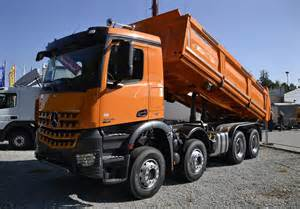 Wheels Trash Truck Dump Truck