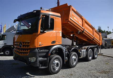 truck wi dump truck
