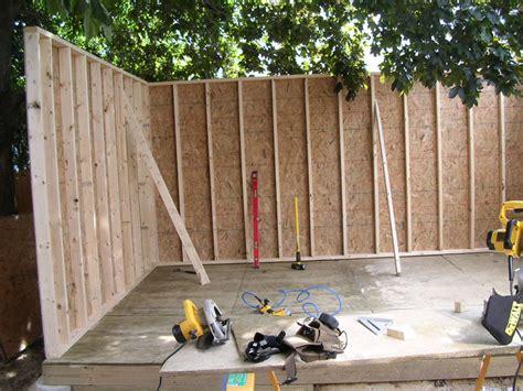kelana   build  shed  scratch