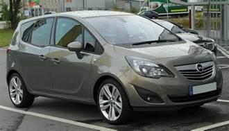 Vauxhall Meriva B Opel Meriva