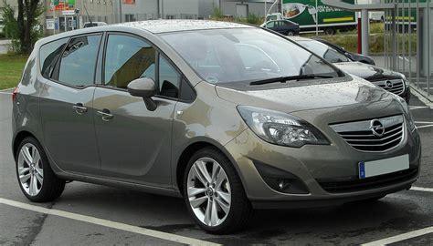 Opel Meriva B Wiki by Opel Meriva B Wikip 233 Dia