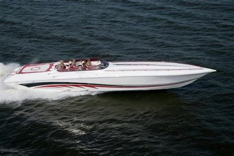 bulletproof boats tennessee fountain 47 lightning boats for sale boats