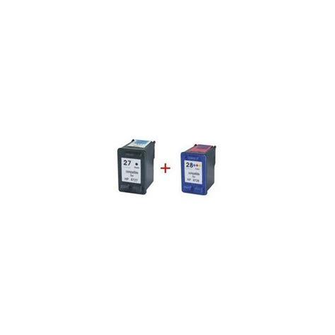 Tinta Hp27 hp 27 hp 28 multipack de cartuchos de tinta compatibles