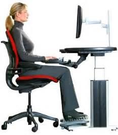 desk posture sitting posture back neck physical