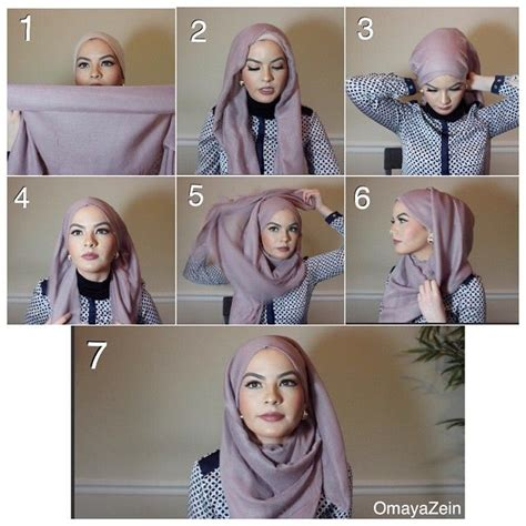 tutorial hijab pashmina instagram 25 best ideas about hijab tutorial on pinterest hijab