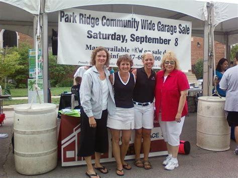 Park Ridge Garage Sale by Promoting The 2012 Garage Sale At Taste Of Park Ridge