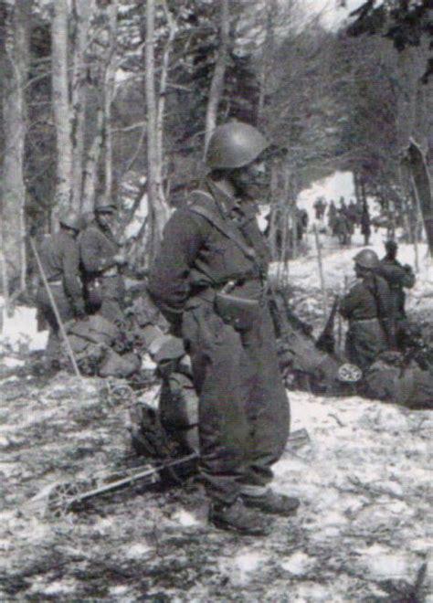 comfort battalions 1940 the formation of the 1st greek ski battalion