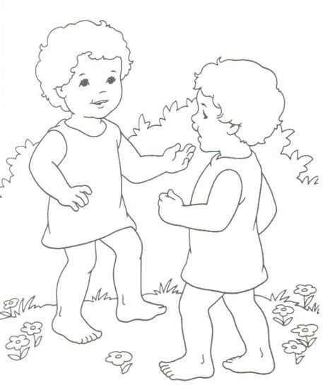 jacob and esau coloring pages images jacob meets esau coloring pages az coloring pages