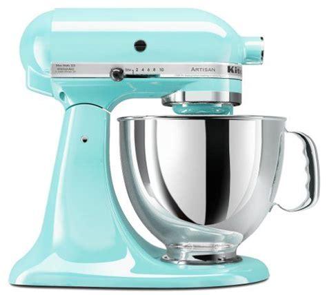 kitchenaid mixer turquoise color turquoise
