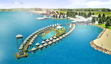 Waterfront Resort, Pantai Remis Bz Architect