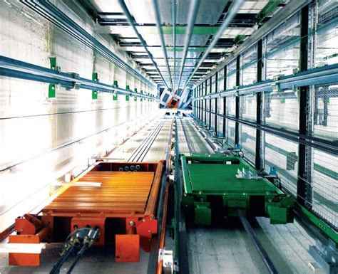 twin shaft elevator  thyssenkrupp architect magazine