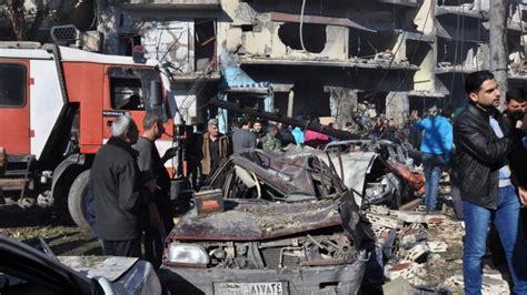 al menos 36 muertos en fuertes bombardeos en el este de al menos 36 muertos por bombardeos en ciudad siria