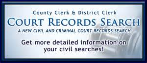 Court Records Bexar County District Clerk