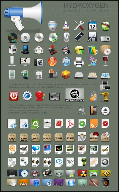 desktop themes and icons beautiful icon themes for your linux desktop creatorb