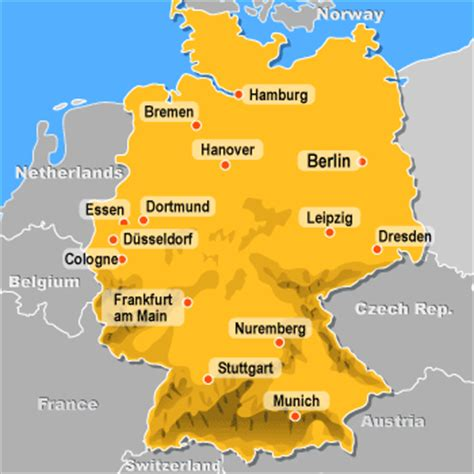 cities in germany 45lovers major cities in germany