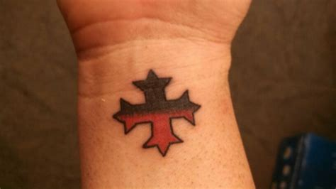 coptic wrist tattoo 20 best coptic cross tattoos images on cross