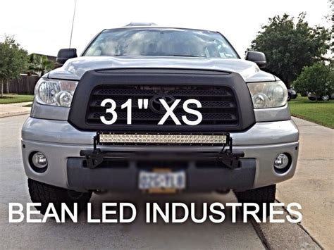 tundra led light bar a toyota tundra with a 31 quot xtreme series led light bar