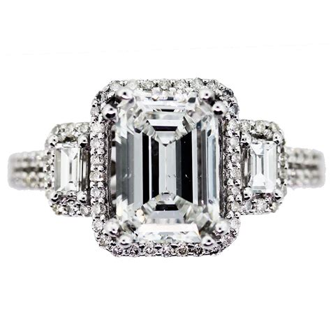 ring designs engagement ring designs emerald cut