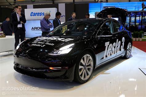 tesla model 3 europe tesla model 3s command a hefty premium on the european gray market autoevolution