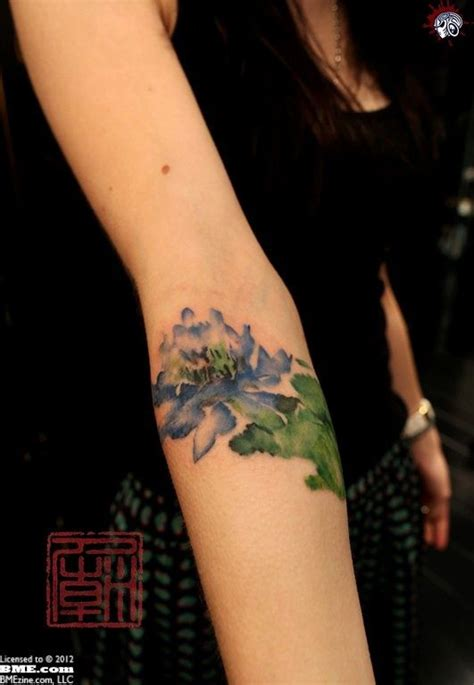 watercolor tattoos oregon 364 best watercolor tattoos images on