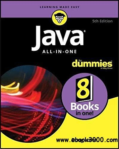 java swing for dummies java all in one for dummies free ebooks download