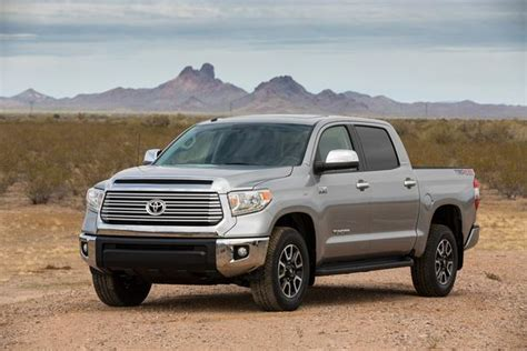 2016 Toyota Tundra Review 2016 Toyota Tundra New Car Review Autotrader