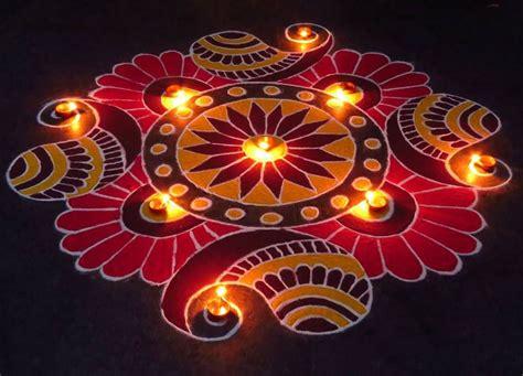 Decoration Themes For Ganesh Festival At Home by Diwali Rangoli Designs And Patterns Latest Diwali Rangoli