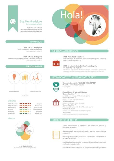 Good Resume Templates Free by Descargar Formato De Cv Creativo Modelo Curriculum