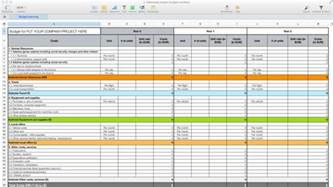 free excel spreadsheet templates for project management project management spreadsheet templates haisume