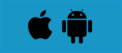 ios apps on android ios and android growth pushing towards a two os mobile world iphone in canada canada s