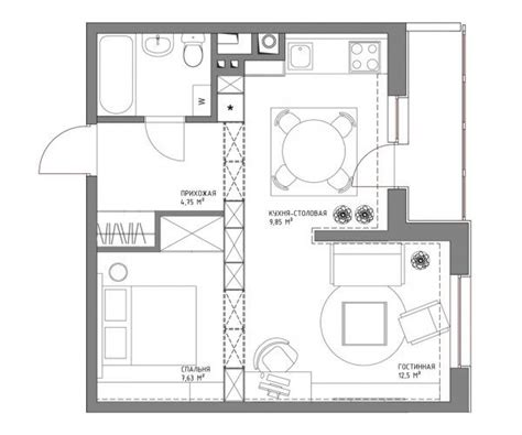 25 square meters to square feet best 25 small apartment plans ideas on pinterest