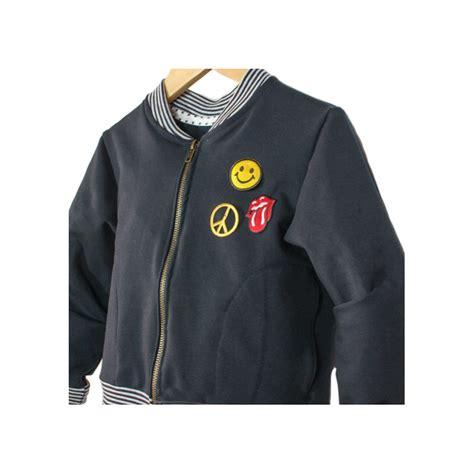 pattern bomber sweatshirt sewing pattern ikatee jules sweatshirt bomber from 3