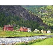 Norwegian Countryside  Michelle Jibson