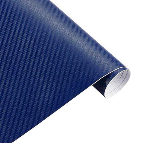 Penggaris Multifungsi 30 Cm stiker vinyl carbon fiber mobil car wrap 3d multifungsi 127 x 30 cm blue