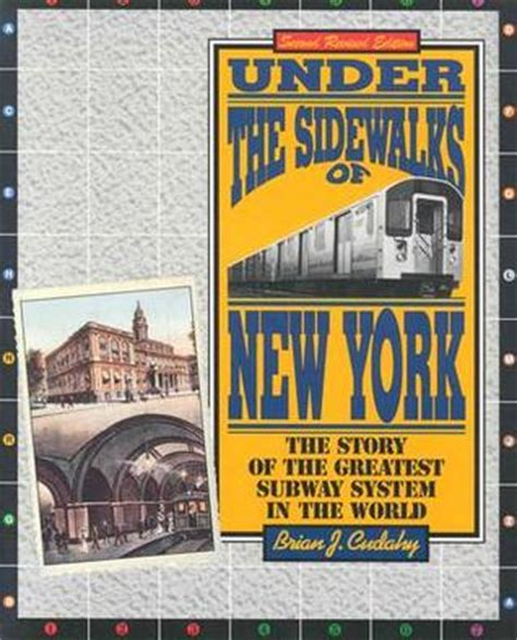 nyc story goes as follows 2 books the sidewalks of new york the story of the greatest