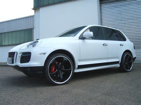 Porsche Carbon by Porsche Cayenne Carbon Weiss Speedtecs Gmbh Exclusiv