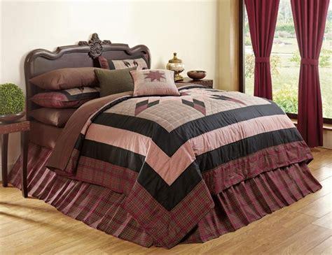 primitive comforter sets primitive bedding sets 7pc bingham primitive country