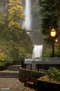 si鑒e l or饌l chutes multnomah falls photos et images de collection