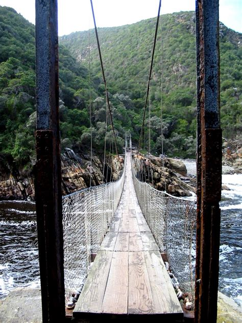 swinging south africa swing bridge storms south africa south africa travel