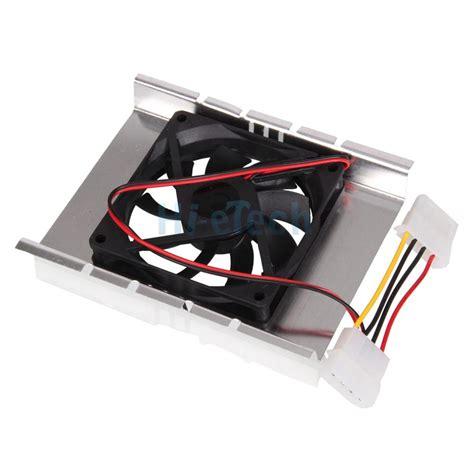 Fan Hardisk 2 Fan high performance 3 5 quot hdd hd disk drive cooler cooling fan heatsink ebay