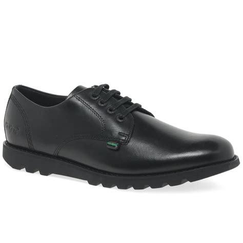 senior school shoes kickers kibson boys senior school shoes charles clinkard