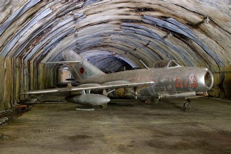 Abandoned Places Around The World the fighter plane graveyard at ku 231 ov 235 air base albania